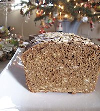 Whole Wheat Breakfast Bread