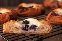 Cheese Danish With Sourdough