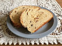 Dates Bread (Eggless)