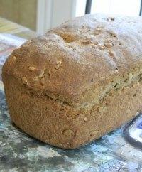 Double Sunflower Bread