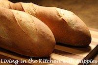 Durum Semolina Bread