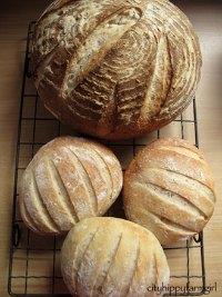 Skippy Barm Bread