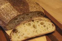 Semolina Durum Bread