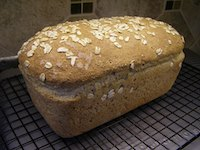 Triple Oat Bread