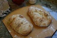 Ciabatta, The Bread Baker's Apprentice