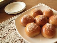 Milk Coffee Buns