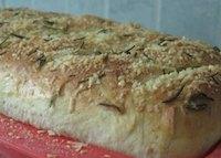 Rosemary Parmesan Milk Bread