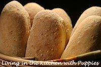 Semolina Rolls With Whole Grain Soaker