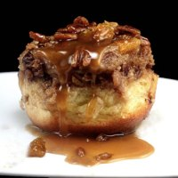 Orange Chocolate Toasted Pecan Sticky Buns