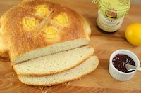 Meyer Lemon Peasant Boule