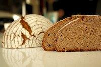 70 Percent Rye Bread / 30 Percent Whole Wheat