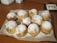 Filled Sweet Rolls