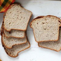 Grape Multigrain Sandwich Loaf