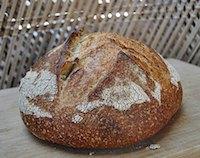 Sourdough With Double Flour Addition