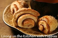 Cinnamon And Cardamom Rolls