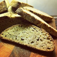 Buckwheat X Sourdough