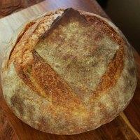 Tartine's Country Sourdough Bread