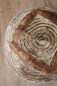 Bread With 25% Wheat Semolina