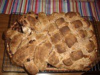 Pi?±a Colada Sourdough Bread