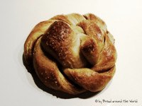 Kanelknuter (Norwegian Cinnamon Knots)