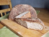 Two-Fifths Sourdough Rye