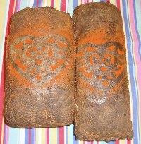 Rye-Spelt Sourdough With Pistachios