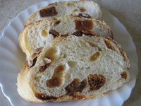Pane Di Fichi - Fig Bread