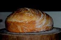 Olive Oil Bread By Bourke Street Bakery