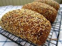 Saatenbrot - German Many Seed Bread