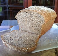 Oat Bran Broom Bread