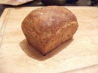 Tiny Rosemary And Olive Bread