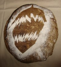 Buttermilk Bread With Hazelnuts And Wattleseeds