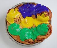 Cinnamon Roll King Cake