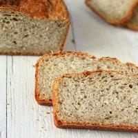 Pear Quinoa Chai Spice Loaf