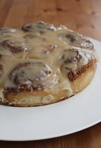 Cinnamons Sourdough Rolls With
