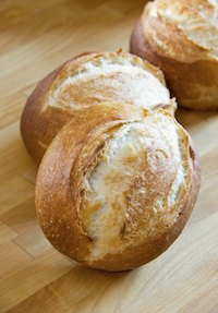 Wheat Rolls