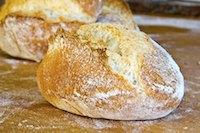 Rustic Wheat Rolls