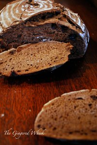 Pane Al Cioccolato (Italian Chocolate Bread)