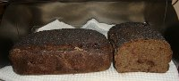 Sourdough Rye With Double Chocolate Stout