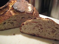Sourdough Bread - No-Knead