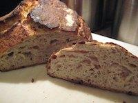 Sourdough Bread - No-Knead