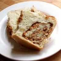 Peanut Butter Sweet Rolls