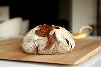 Rye-spelt-altus Sourdough Bread