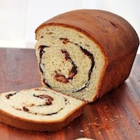 Chocolate Swirl Bread