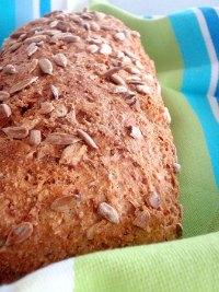 Millet Spelled Bread