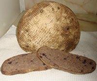 Wild Blueberry Sourdough Bread