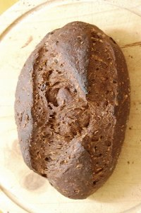 Coconuts Stout Chocolate Rye Loaf