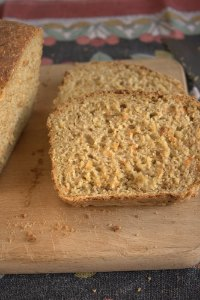 Root Vegetable Bread