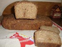 Oat Sourdough Bread With Buttermilk