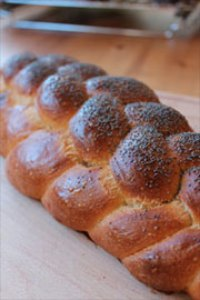 Challah Bread Sourdough
